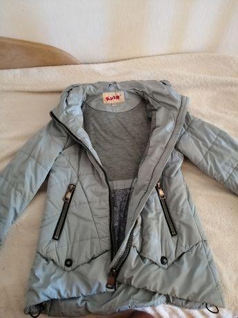Курточка, осіня куртка на дівчинку 8 років 128 см