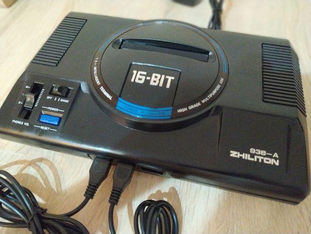 Pegasus Zhiliton stara konsola klon Sega Genesis TV gry orygin