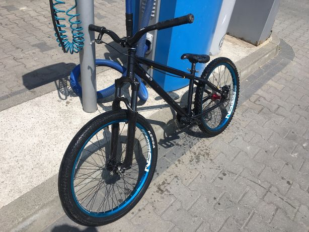 Rower dirt prodigy 3.14 marzocchi dj ns bikes dartmoor