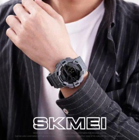 Часы SKMEI водонепроницаемые спорт часы 1000руб
