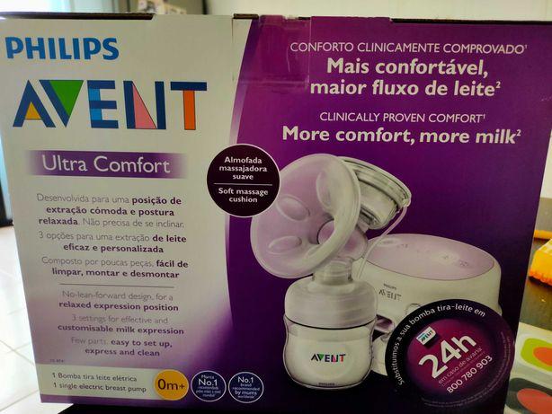 Bomba tira leite elétrica, Philips Avent, com garantia
