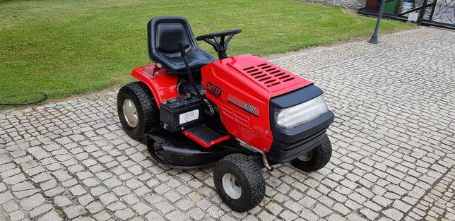 Kosiarka traktorek MTD Pompa