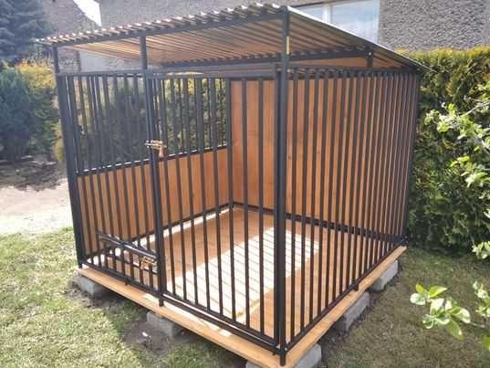 schronienie, kojec dla psa, box, buda ocieplana, wiata, drewutnia