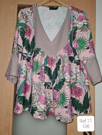 Camisolas e túnicas
