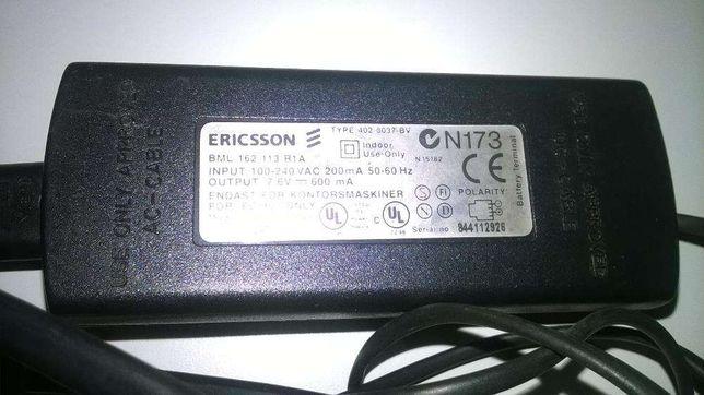 Carregador Ericsson usado