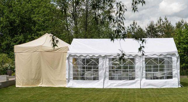 Namioty imprezowe wynajem