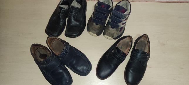 Лот туфли,кросовки 33 розміру.