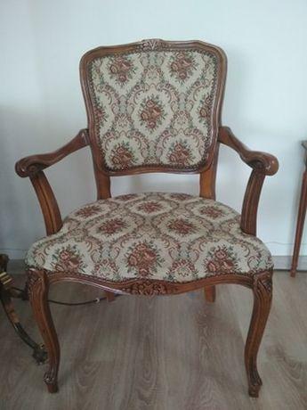 krzesło antyczne fotel antyk w bardzo dobrym stanie