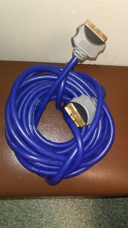 Przewód, kabel euro euro 10m vivanco