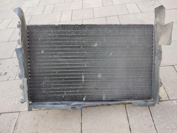 Chłodnica wody wentylator wiatrak Polo 1.4 9N