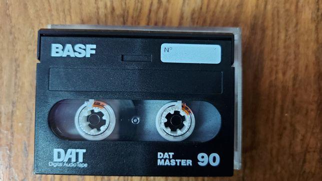 Kaseta DAT BASF Dat Master 90, używana, Idealna