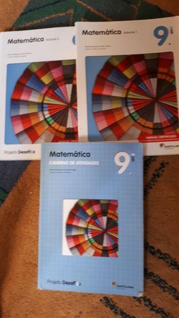 Livros matemática 9 ano