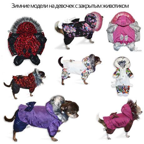 Одежда для собак /зимние комбинезоны на собак (ОПТ и розница)