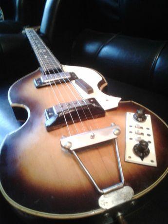 Электроакустическая гитара  Greco Violin  V360
