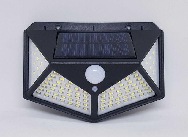 Настенный светильник  cl-100 BK100 на солнечной энергии