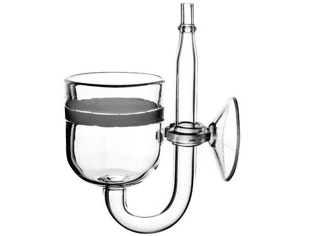 Dyfuzory szklane do podawania CO2 w akwarium