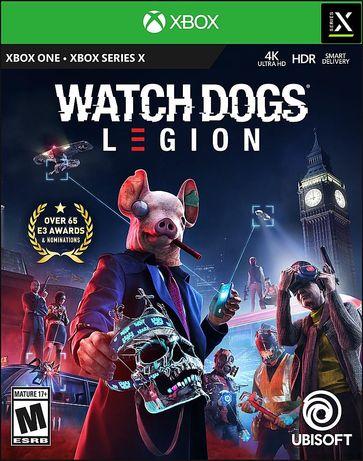 Gra Watch Dogs Legion Xbox One/Series X/S