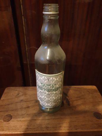 butelki retro , przedmiot prl , zabytkowe , stan dobry cena za całość