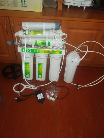 Система фільтрації води