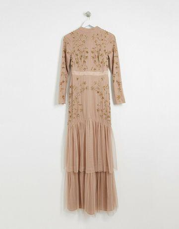 Maya Deluxe wieczorowa suknia (nowa) 36