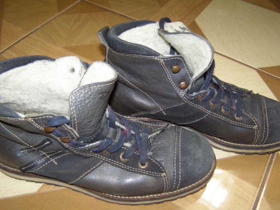Ботинки зимние 39р Запорожье - изображение 1