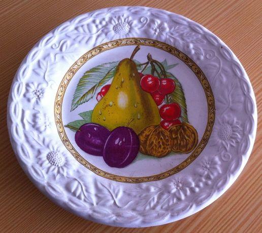 lote de pratos decorativos