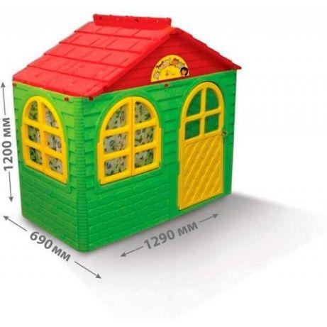 Детский игровой домик Doloni 129 х 120 х 69 см