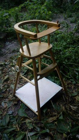 Стульчик-столик для кормления детей