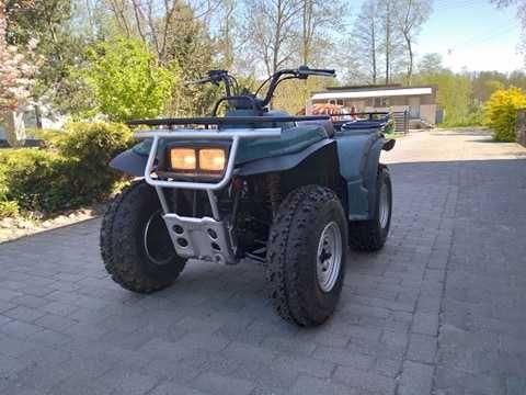 quad yamaha timberwolf 250cc 4x4