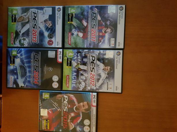Pro Evolution Soccer ( vários ) PC