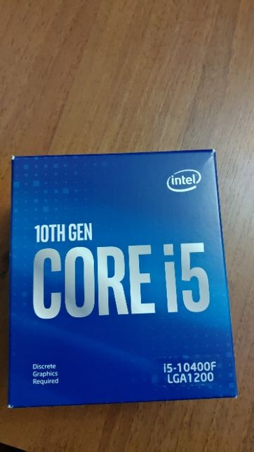 Процессор INTEL Core i5-10400F 2.9GHz s1200