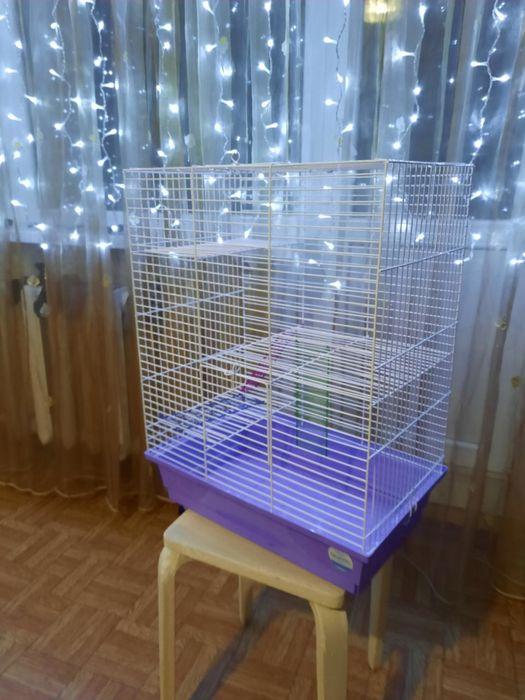 Клетка для грызунов 45×28×58 Киев - изображение 1
