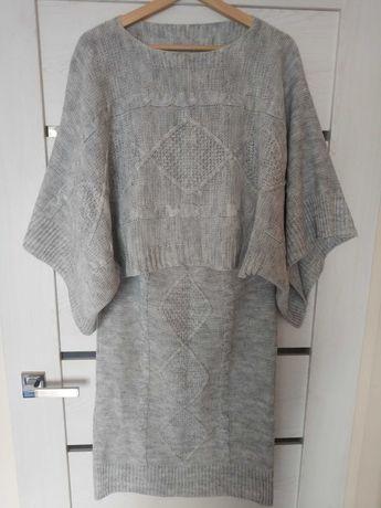 Spódnica + bluzka, rozmiar 36