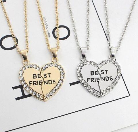Парні кулони для найкращих друзів