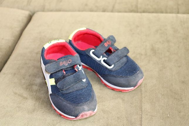 buty sportowe dla chłopca chłopięce 24 jak nowe