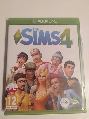 Gra The Sims 4 na Xbox one
