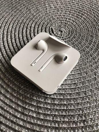 Nowe Oryginalne Słuchawki Apple EarPods iPhone 7 8 X XS 11 Max Pro