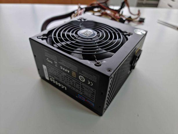 Fonte de Alimentação 550W V2.3 80 PLUS Bronze LC-Power ( Não Modular )
