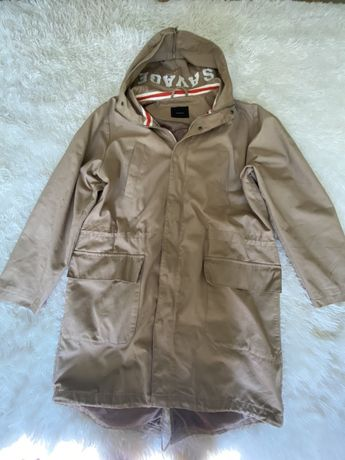 Демисезонняя куртка, парка Reserved L , zara, hm , pull& bear , зара