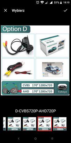 Kamera cofania HD  Opel- AUDI A4 A5 Q5 TT