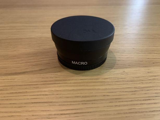 Obiektyw szerokokatny MACRO M58