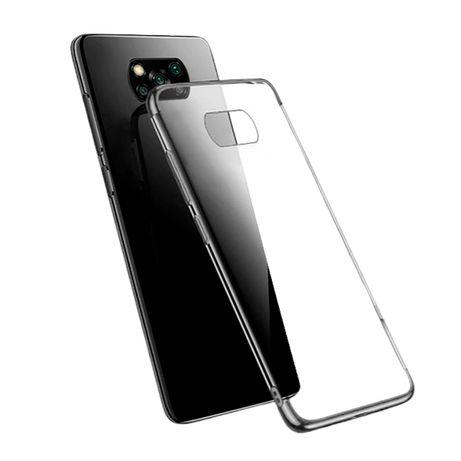 Capa Slim Transparente para Xiaomi Poco X3, Poco X3 NFC, Poco X3 Pro