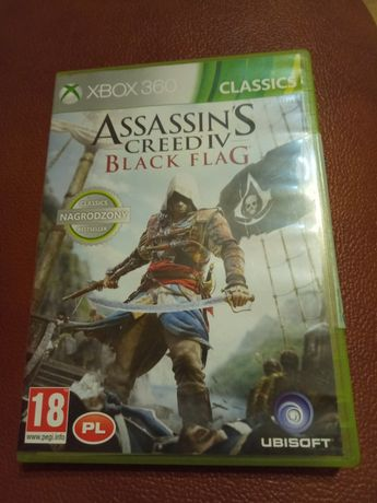 AssasinS Creed IV Black Flag xbox 360