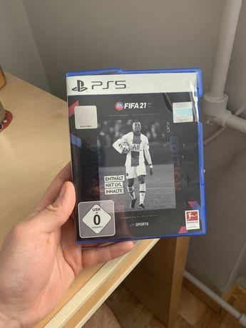 Fifa 21 PS5/PS4 Okazja:)