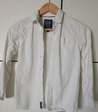 Koszula biała chłopięca