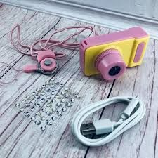 Детский цифровой фотоаппарат фотокамера Smart Kids Camera V7 ТОП!!!