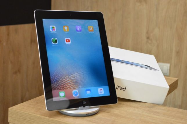 Планшет Apple iPad 2 16Gb Wifi / 3G Айпад для детей, учёбы