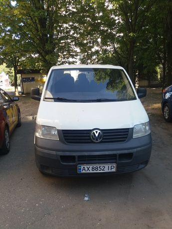 Volkswagen t5 пасс 7+1