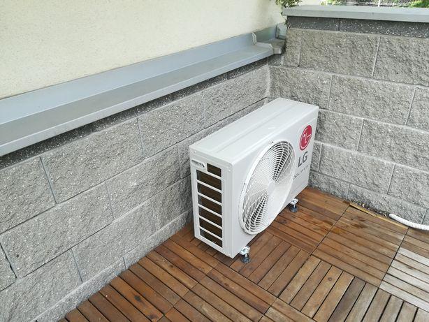 Klimatyzator LG 3,5 kW WiFi z montażem,Warszawa,Łomianki, mazowieckie