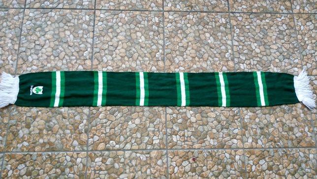 Szalik szal reprezentacji Irlandii Irlandia Ireland piłkarski